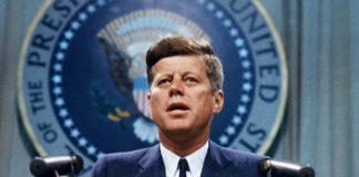 John F. Kennedy - Foto: JFK Library