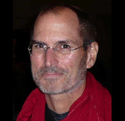 Steve Jobs, 2007 - Foto: Steve Jurvetson - Wikimedia Commons
