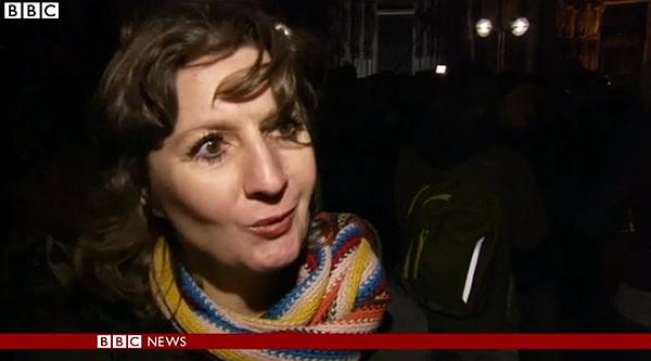 BBC tyska kvinnor overgrepp