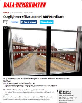 Dalademokraten-ABF Nordostra