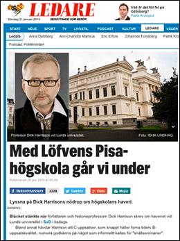 Expressen-PISA-Lofven