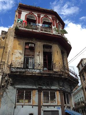Kuba hus - Foto: Jens Jerndal, 2015
