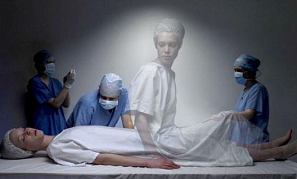 Near Death Experience - image: Drew Gardner