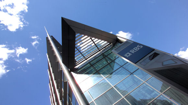 RBS building in London - RBS press photo