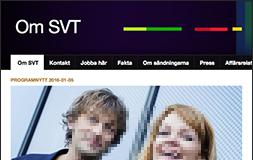 SVT Opinion Live, 2016