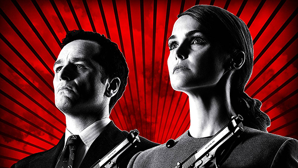 TV-series - The Americans