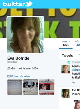 Eva Bofride - Twitter