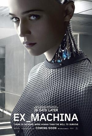 Ex Machina (2014) - Bild: IMDB