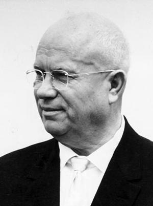 Nikita Chrusjtjov (1963) - Wikimedia Commons