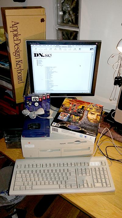 Power Macintosh G3 Beige