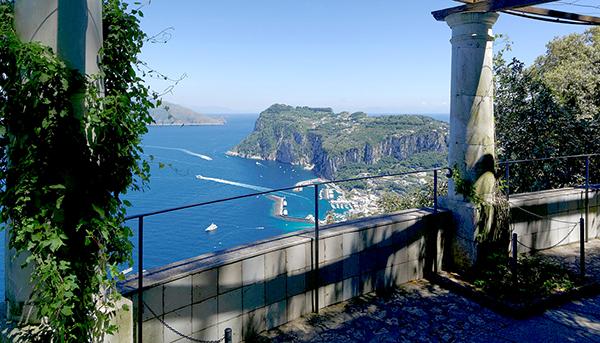 Anacapri, Villa SanMichele - Foto: Wikimedia Commons