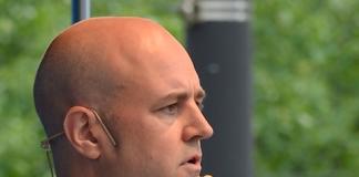 Fredrik Reinfeldt - Foto: Frankie Fouganthin