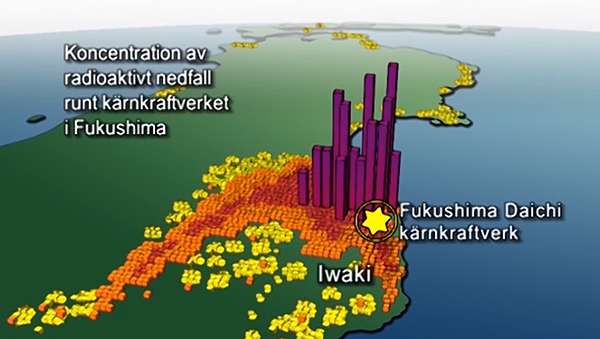 Fukushima.radioaktivitet