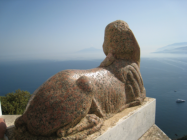 Italien, Capri - Foto: Christer Nilsson