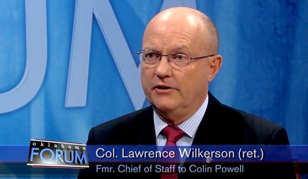 Lawrence Wilkerson - Foto: OETA.TV