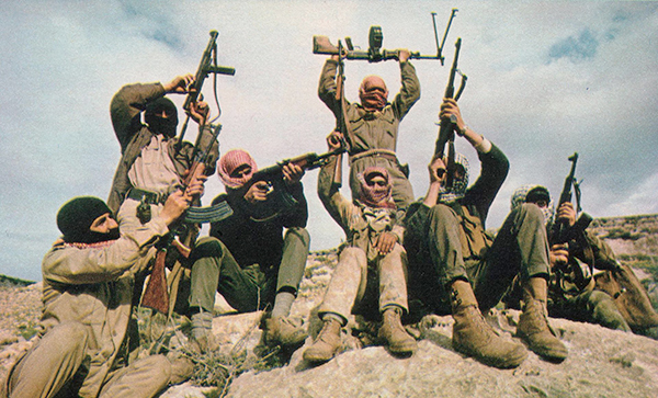 PFLP-group in 1969 - Wikimedia Commons