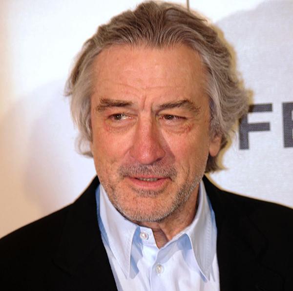 Robert De Niro, 2011 - Foto: David Shankbone, Wikimedia Commons