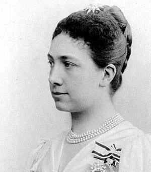 Victoria av Baden - Sophia Maria Victoria - Wikimedia Commons