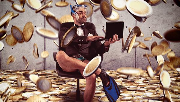 Banker - Foto: Crestock