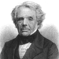 August Ferdinand Möbius - Bild: Wikimedia