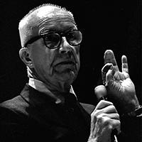 Buckminster Fuller - Foto: Wikimedia Commons