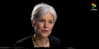 Dr Jill Stein Green Party intervjuad av Abby Martin