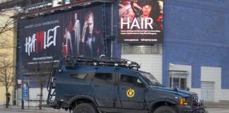 Terrorattentat Stockholm