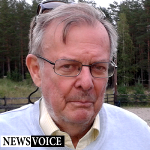 Jan Gillberg, 2014 - Foto: Torbjörn Sassersson, NewsVoice