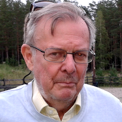 Jan Gillberg, 2014 - Foto: Torbjörn Sassersson