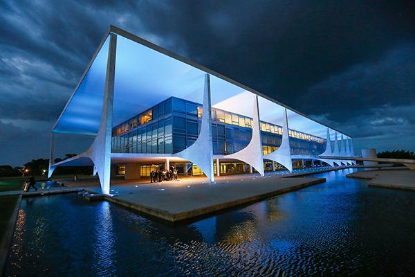 Palácio do Planalto - Foto: Anderson Riedel, Wikimedia Commons