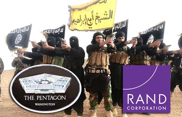 Pentagon,   ISIS Rand Corporation