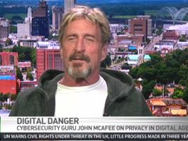 RT interviews John McAfee about FBI Apple debacle 22 April 2016