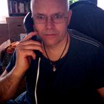 Torbjörn Sassersson,   2016,   selfie