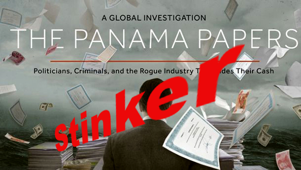 The Panama Papers stinker