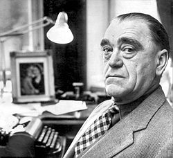 Vilhelm Moberg, 1967 - Wikimedia Commons