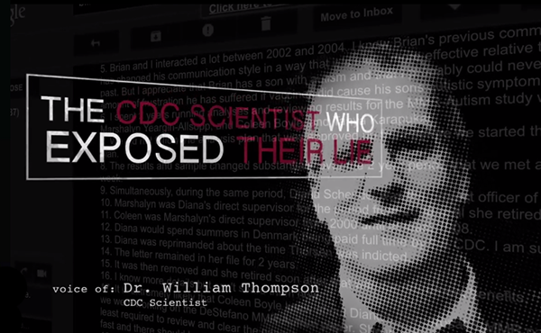 William Thompson - Bild: Vaxxed