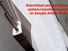 Aerosol delivery system - Airbus