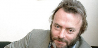Christopher Hitchens, pressfoto