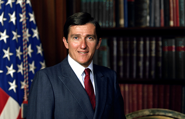 John F. Lehman Jr., Secretary of the Navy, 1982, public domain https://en.wikipedia.org/wiki/File:John_Lehman, official_photo_as_Secretary_of_the_Navy, _1982.JPEG