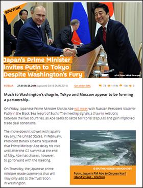 SputnikNews-Japan-Putin