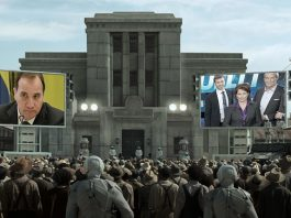 Swedish Hunger Games, retusche