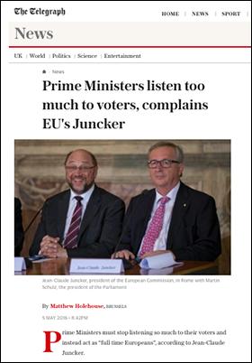 Telegraph-listen-too-much