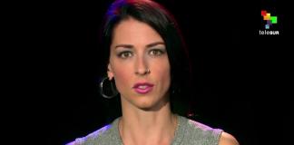 Abby Martin, 2016 - TeleSUR