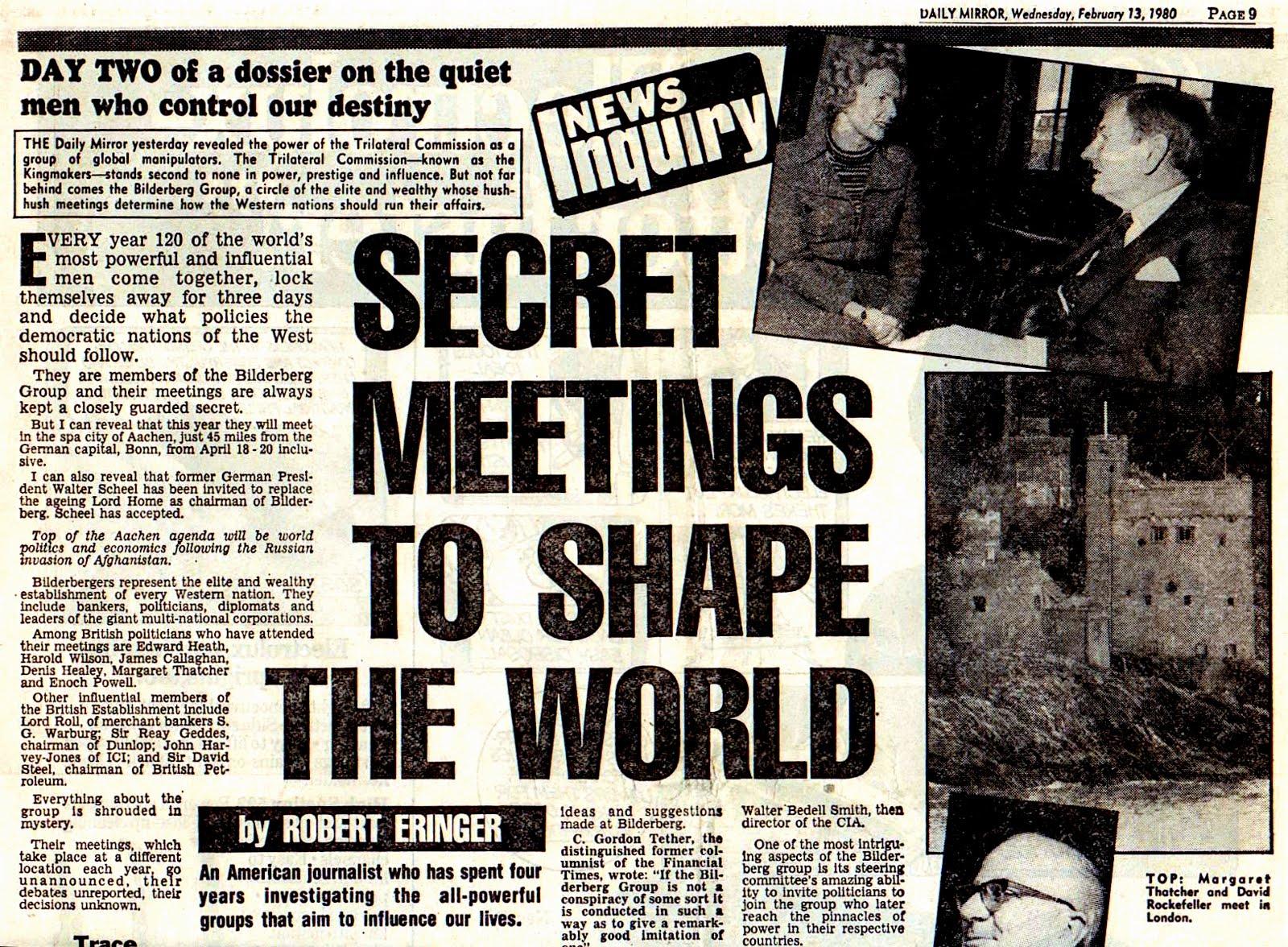 Bilderberg Group, article