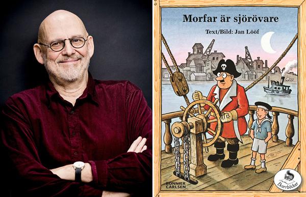 Jan Lööf - Morfar är sjörövare