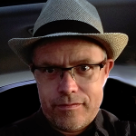 Torbjörn Sassersson, selfie - juni 2016