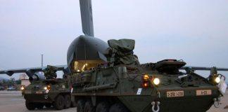 US Stryker Combat Vehicle - Foto: Military.com