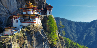 Bhutan - Källa: KingOfWallpapers.com