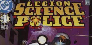 Legion Science Police