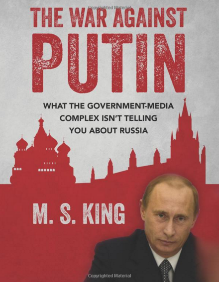 The War Against Putin book